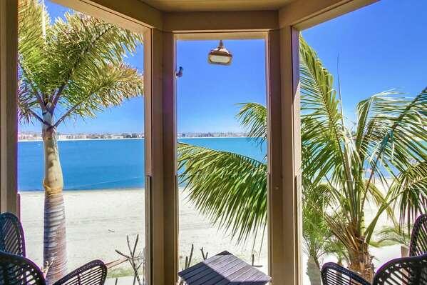 Bayfront Balcony - Master Bedroom