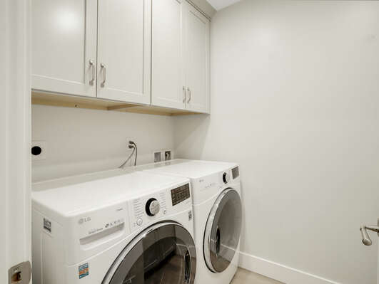 1st Floor - Laundry Room