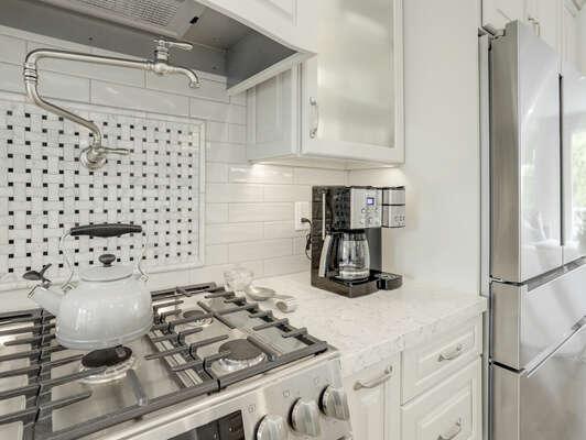 2nd Floor - Kitchen Details