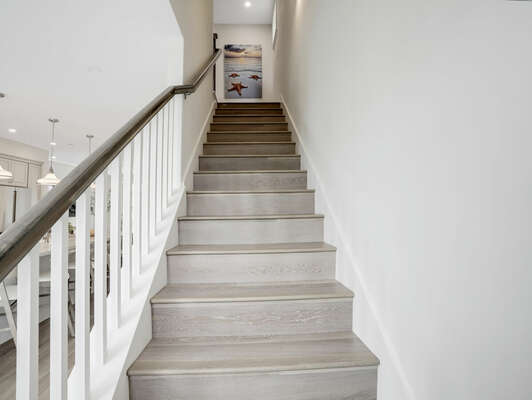 Stairs to 3rd Floor