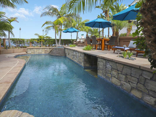 Pool + Spa & Outdoor Living