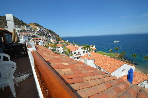 Spectacular ocean views from your private balcony