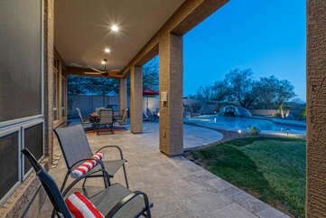 Start dreaming of the endless possibilities at this exquisite Las Sendas home with exciting amenities.
