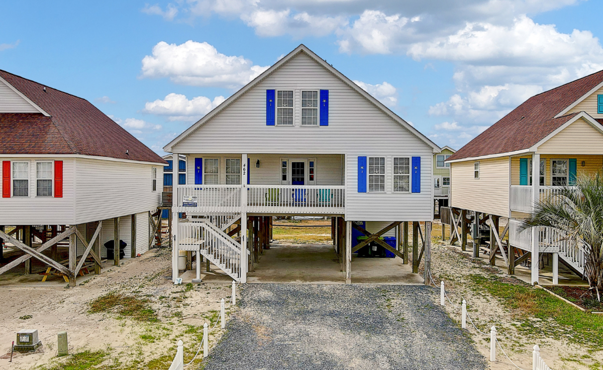 462E4- Ocean View House