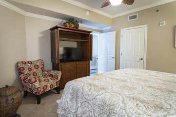 Second (Queen) bedroom