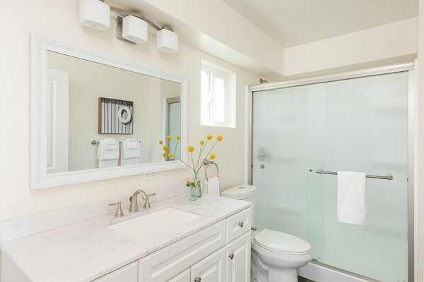 Full Bathroom - Second Floor
