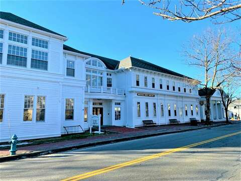 Brooks Free Library- Harwich- Cape Cod- New England Vacation Rentals