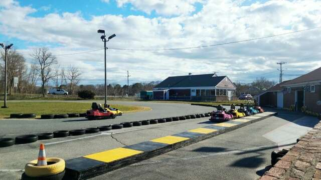 Buds Go Carts- Harwich- Cape Cod- New England Vacation Rentals