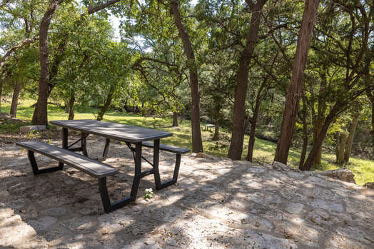 Great place for a picnic