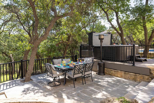 Many outdoor spaces and activities to enjoy
