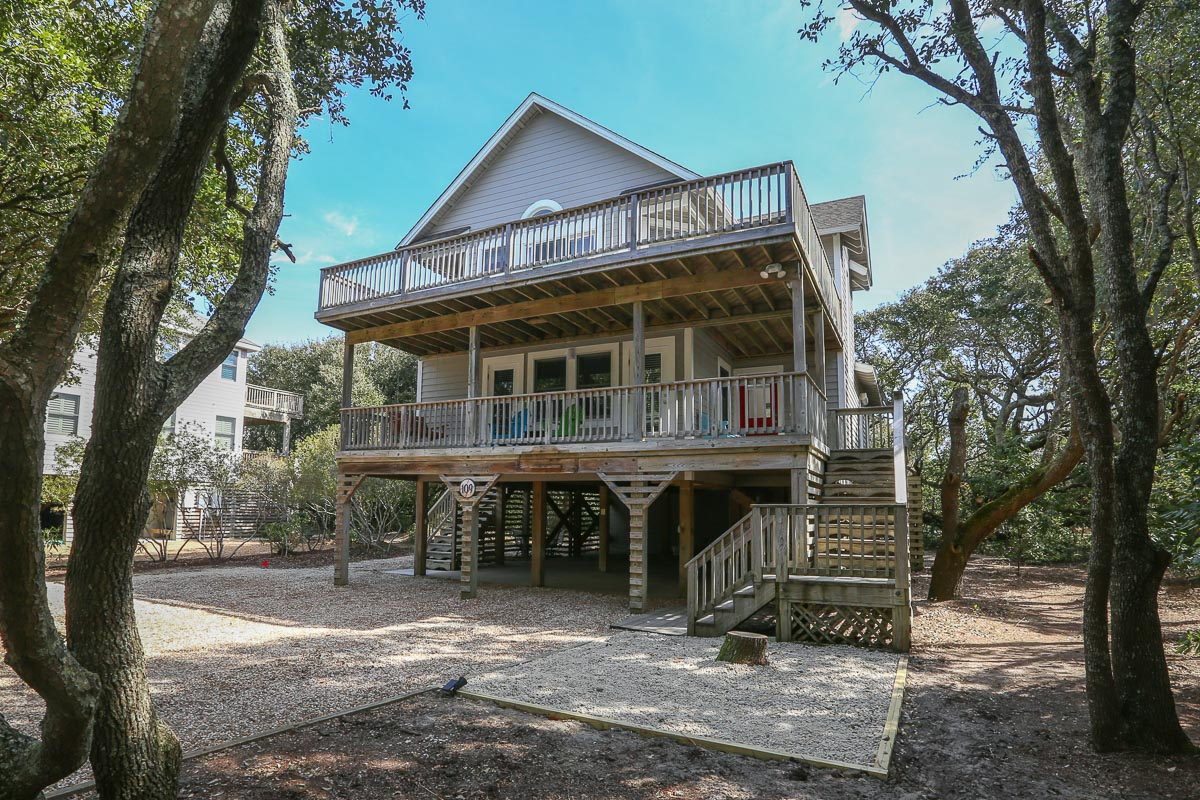 Outer Banks Vacation Rentals - 1347 - TIGERS RETREAT