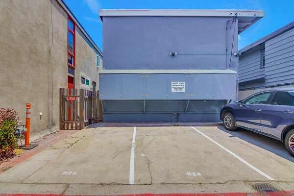 2 Carport Spaces