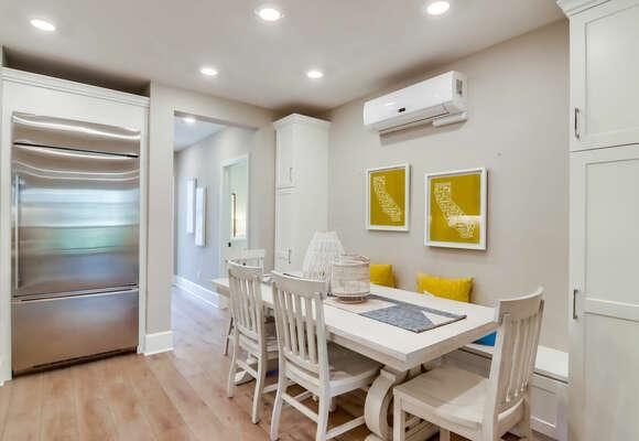 2nd Floor - Dining