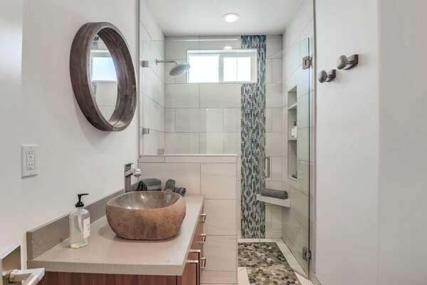 Shared Bathroom w/ Shower