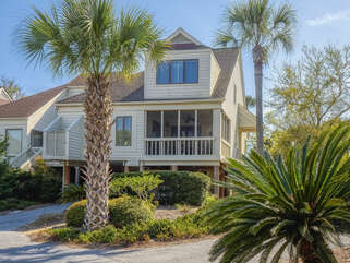 Welcome to 724 Spinnaker Beach Villa! A 3 bedroom/2 bath villa just steps from the beach!