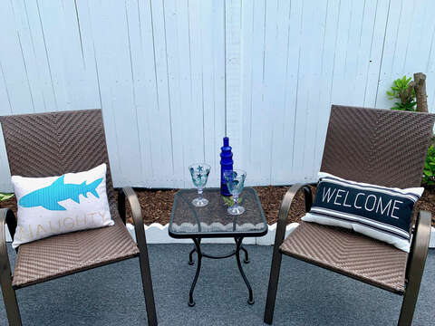 Welcome time to relax-25 Zylpha Rd Harwich Port- Cape Cod- New England Vacation Rentals