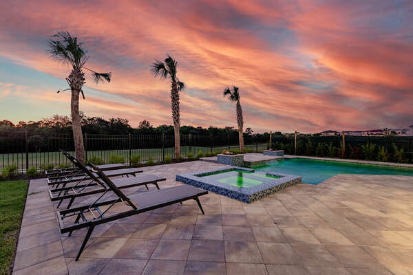 Spend a night under the Florida twilight