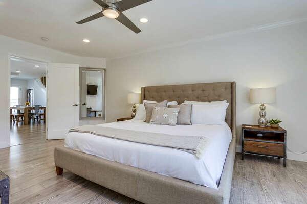 1st Floor - Master Bedroom Suite