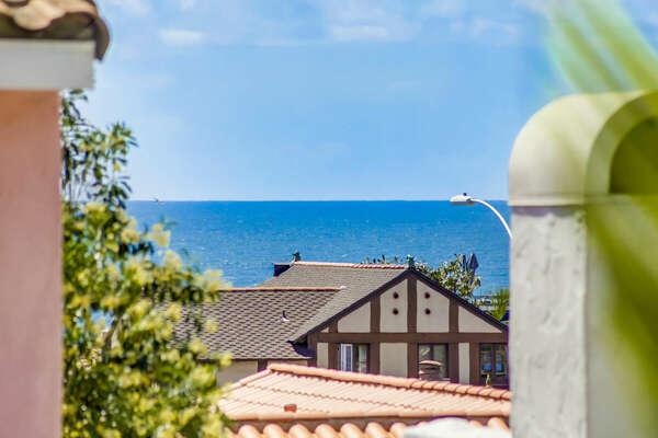 Peek-A-Boo Ocean Views