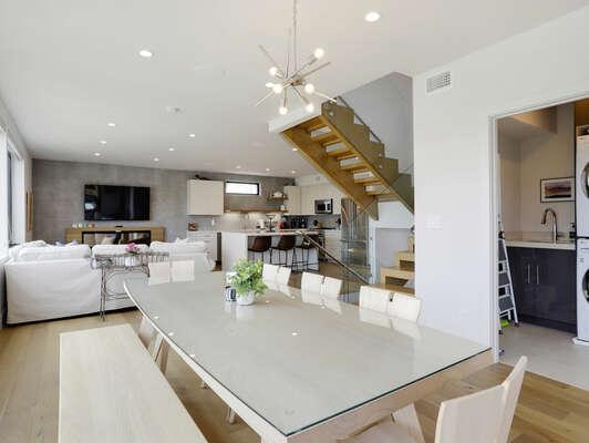 2nd Floor - Dining Area
