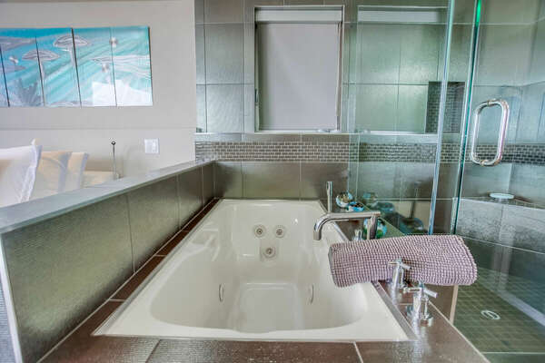 Master Bathroom - Bathtub