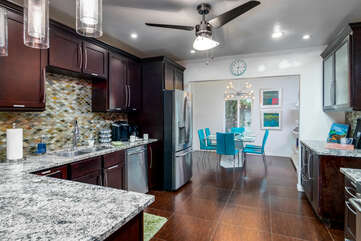 Spacious with Stainless Steel Appliances