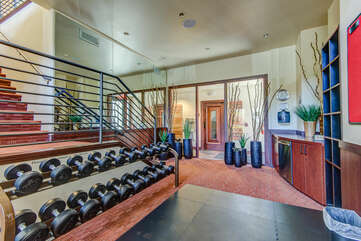 Fitness Equipment and Hand Weights