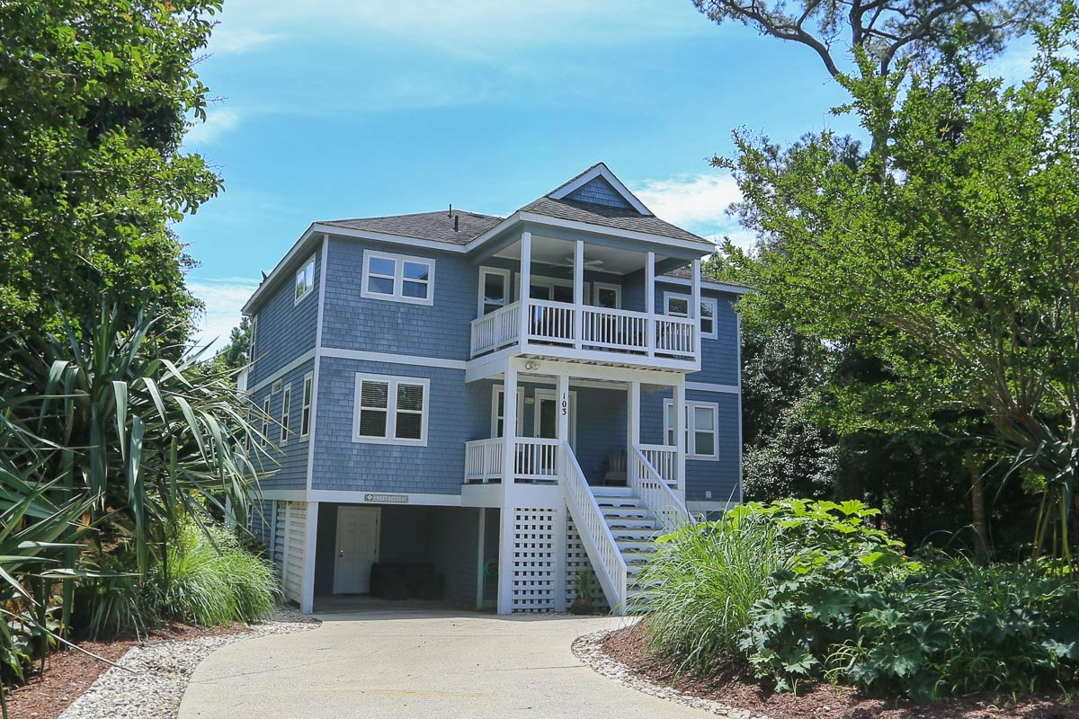 Outer Banks Vacation Rentals - 1348 - SWEET RETREAT