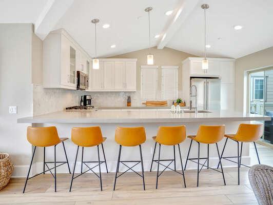 Breakfast Bar - Third Floor