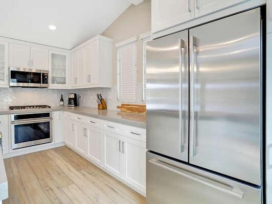 Fully Stocked Kitchen - Third Floor