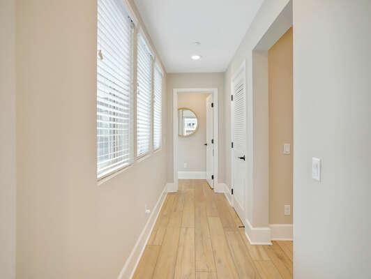 Hallway to Bedrooms - Third Floor