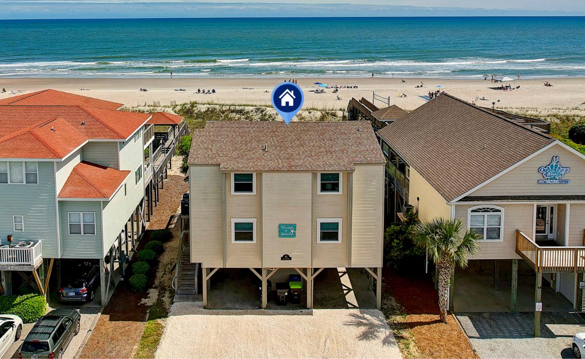 46E1 - Oceanfront Home