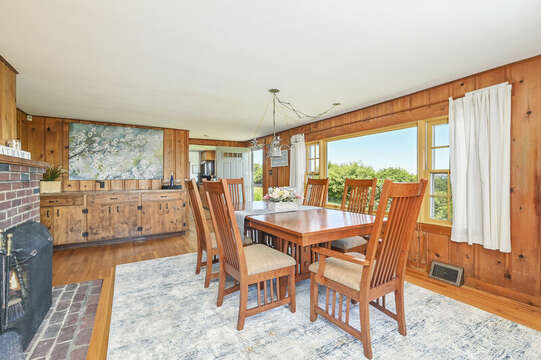 More Dining - 229 Scatteree Road Chatham Cape Cod - New England Vacation Rentals Vacation Rental