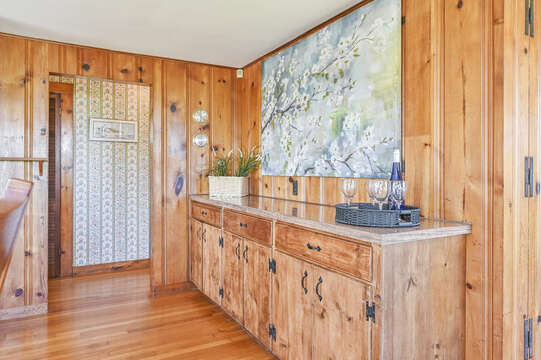 Traditional cape cod decor  - 229 Scatteree Road Chatham Cape Cod - New England Vacation Rentals Vacation Rental