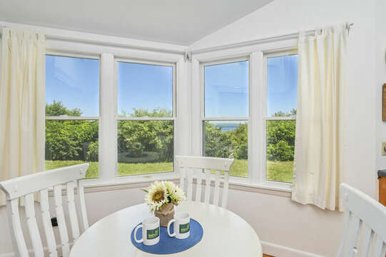 Family room next to kitchen - 229 Scatteree Road Chatham Cape Cod - New England Vacation Rentals Vacation Rental