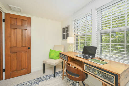 Quiet office space for remote working  - 229 Scatteree Road Chatham Cape Cod - New England Vacation Rentals Vacation Rental