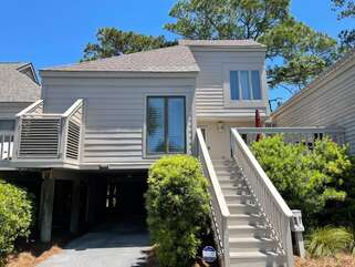 This newly renovated Deer Pointe  Villa is awaiting your arrival!