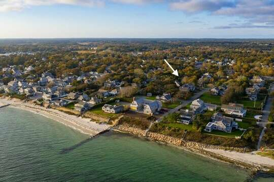 Just steps away from the ocean - 21 Pine Street Harwichport- Cape Cod- New England Vacation Rentals