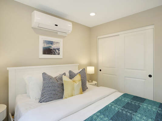 First Floor - Guest Bedroom - Queen w/ En-Suite