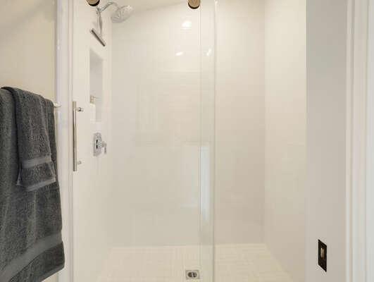 Third Floor - Master En-Suite Bathroom w/ Shower