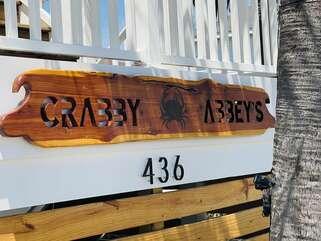 436w - CRABBY ABBEY'S   Photo