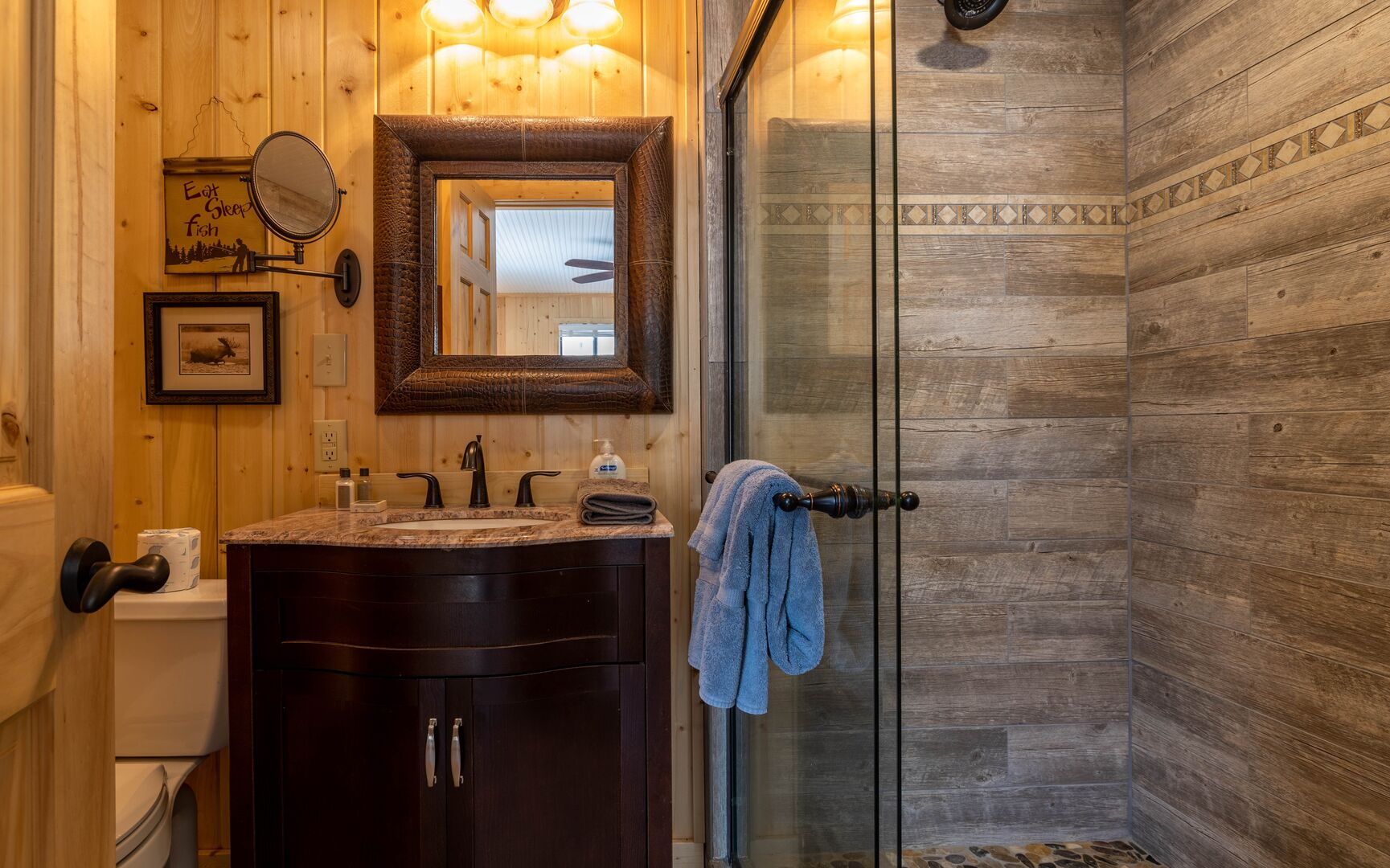 Bathroom 3 (Lower Level)