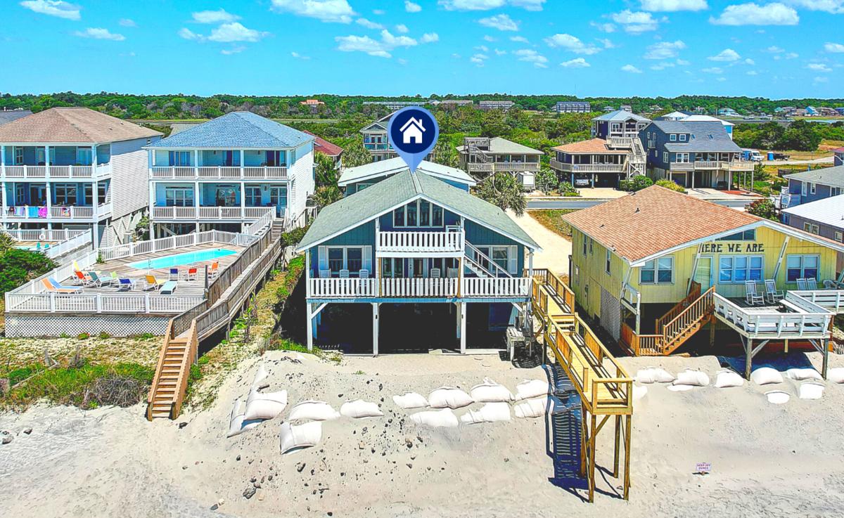 413E1 Ocean Front House