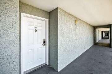 Front. door