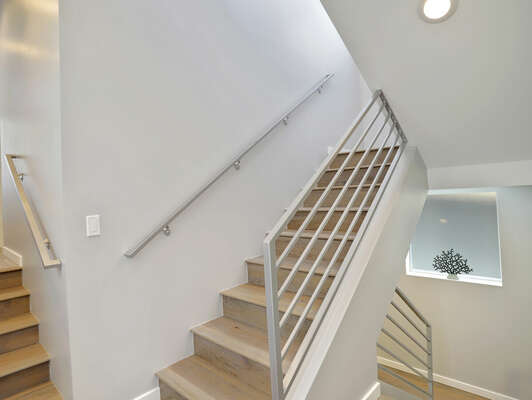 Entry - Stairs Going Up & Down