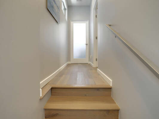 Hallway - Few Steps to Additional Bedroom - 2nd Floor (Entry Level)