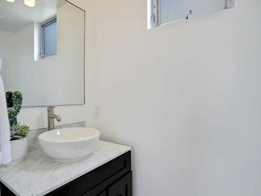 Shared Half Bathroom - 3rd Floor