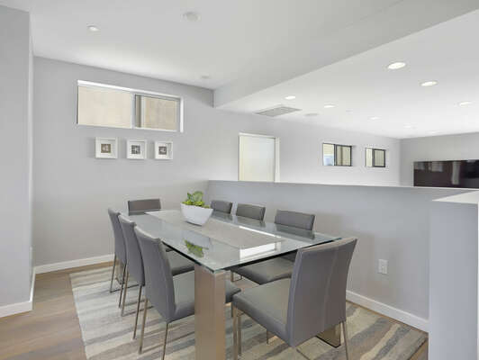 Dining Room - 3rd Floor