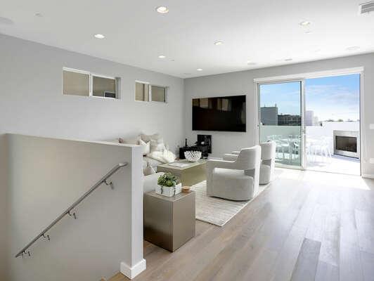 Living Room - 3rd Floor