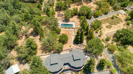 Impressive 3 bedroom compound on 5 acres — secluded, quiet, and private